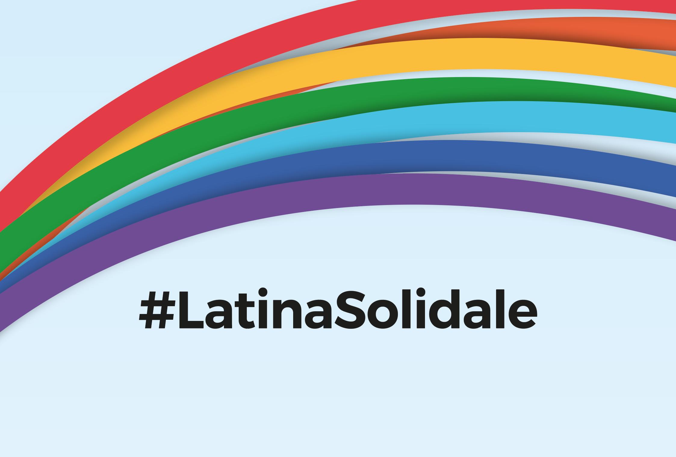 #LatinaSolidale